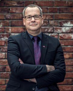 Hans Olijslagers CTO Topigs Norsvin